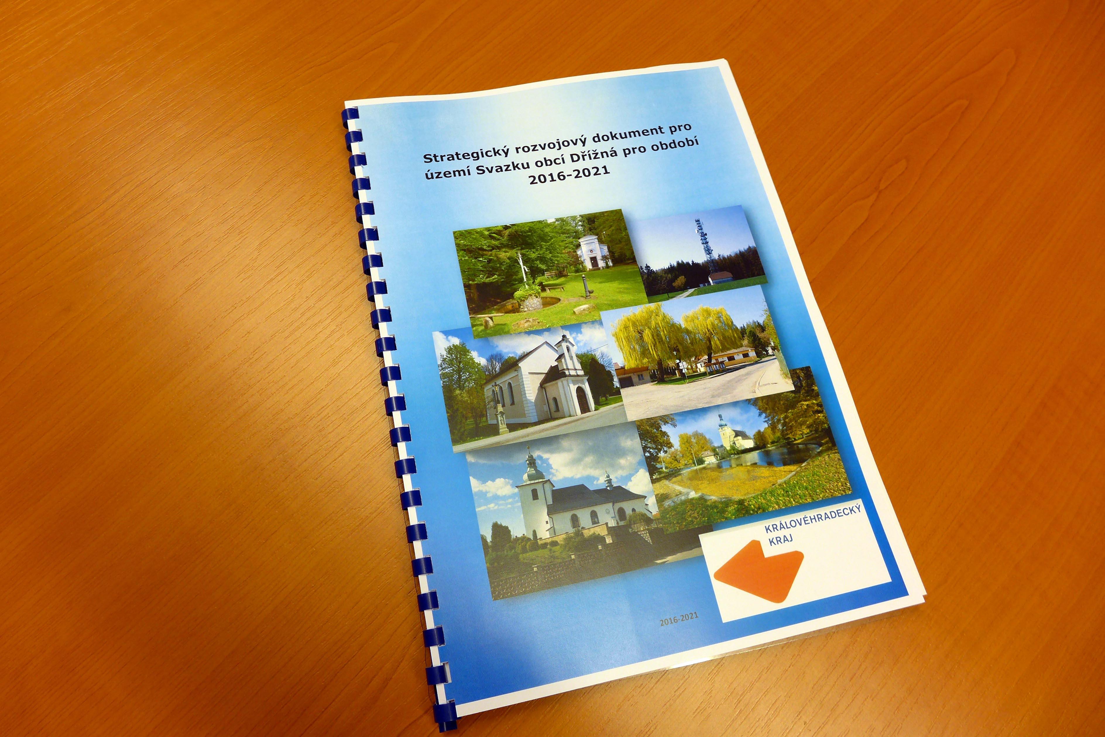 Strategický rozvojový dokument 2016-2021